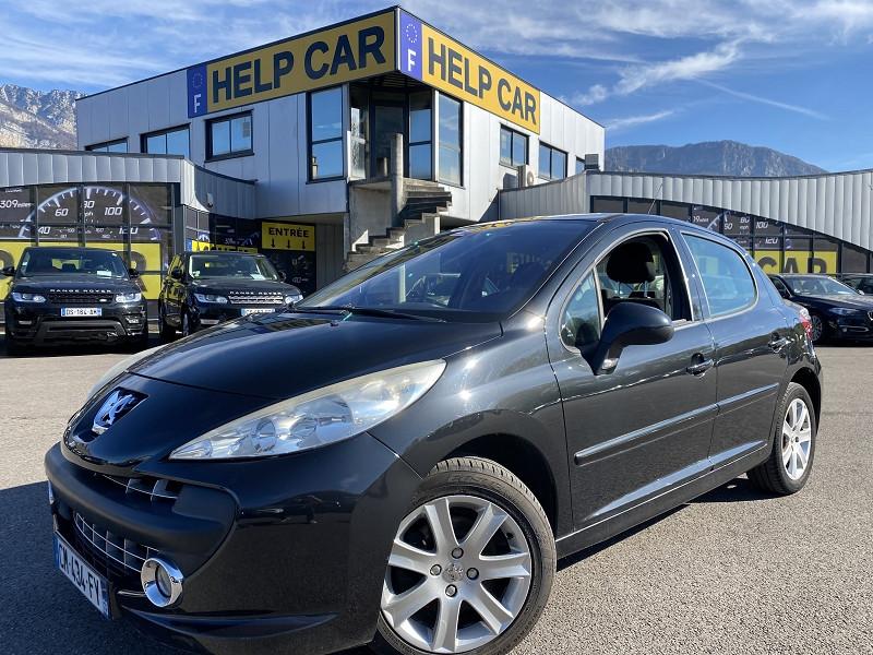 Peugeot 207 1.6 VTI 16V FELINE 5P Essence NOIR Occasion à vendre