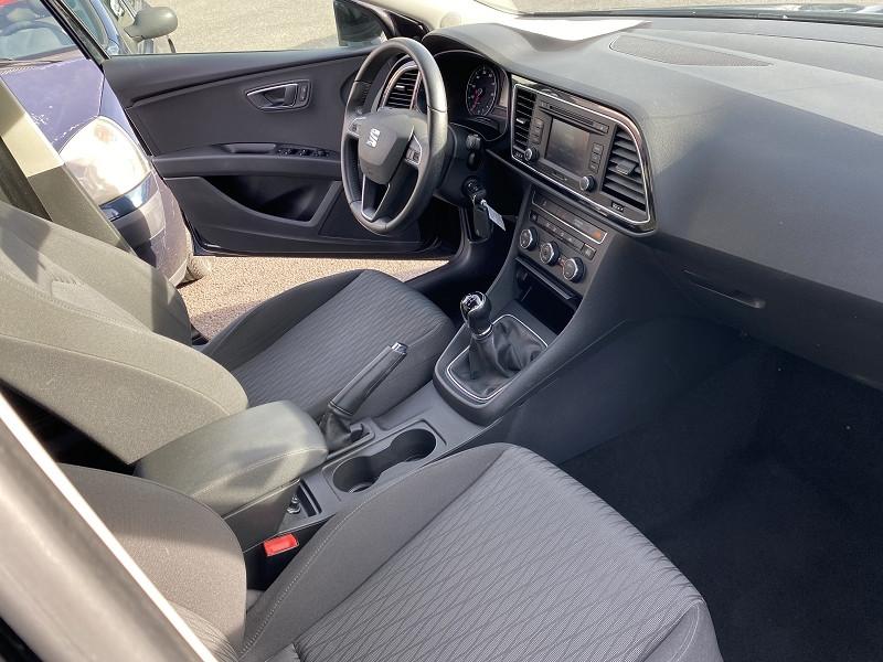 Photo 3 de l'offre de SEAT LEON 1.2 TSI 105CH STYLE START&STOP à 10490€ chez Help car