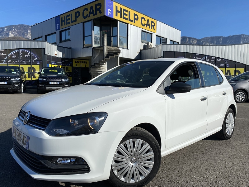 Volkswagen POLO 1.0 60CH TRENDLINE 5P Essence BLANC Occasion à vendre