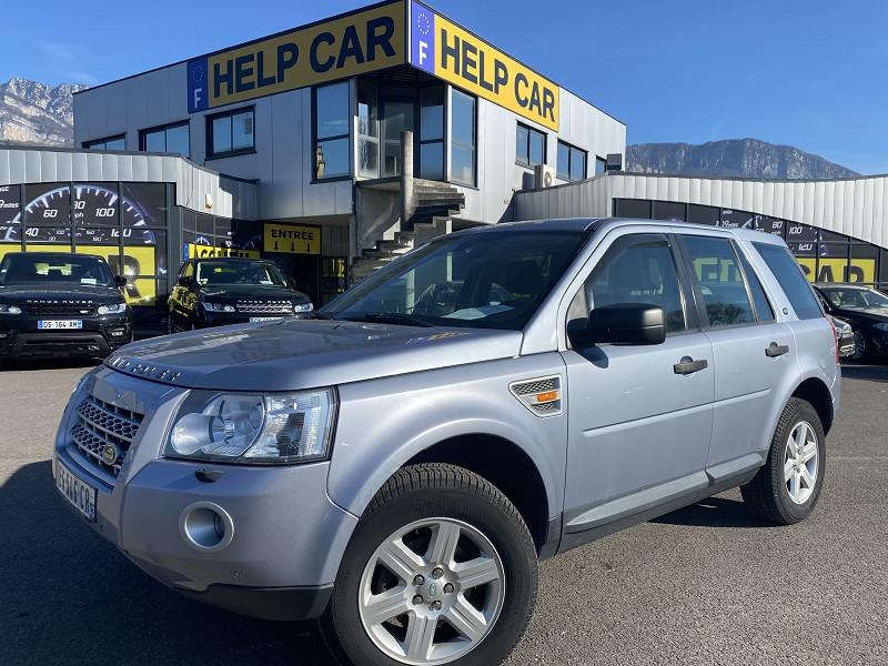 Photo 1 de l'offre de LAND-ROVER FREELANDER TD4_E DPF S à 10990€ chez Help car