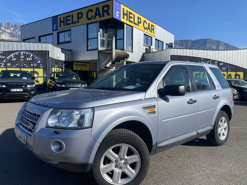 Land-Rover FREELANDER TD4_E DPF S Diesel BLEU Occasion à vendre