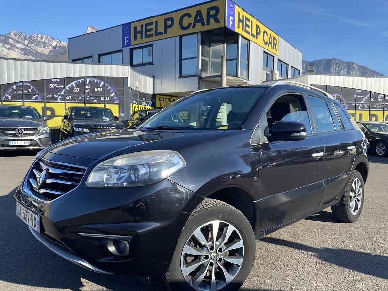 Renault KOLEOS 2.0 DCI 150CH EXCEPTION 4X4 Diesel NOIR Occasion à vendre