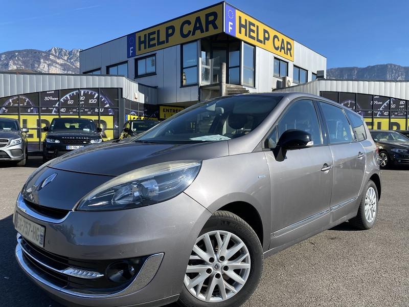 Renault GRAND SCENIC III 1.5 DCI 110CH FAP BOSE 7 PLACES Diesel GRIS Occasion à vendre