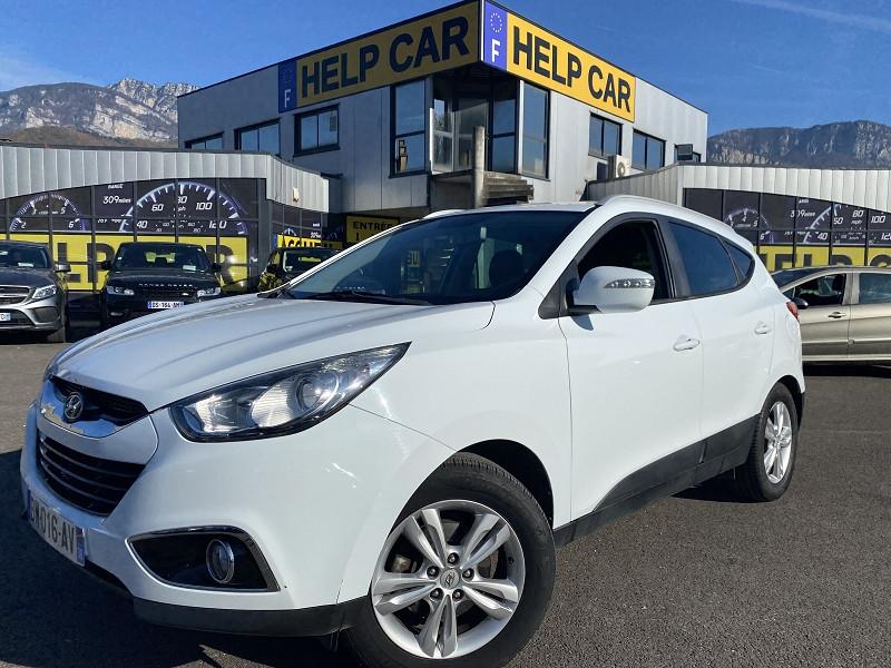 Photo 1 de l'offre de HYUNDAI IX35 2.0 CRDI136 PACK EDITION 4WD à 9990€ chez Help car