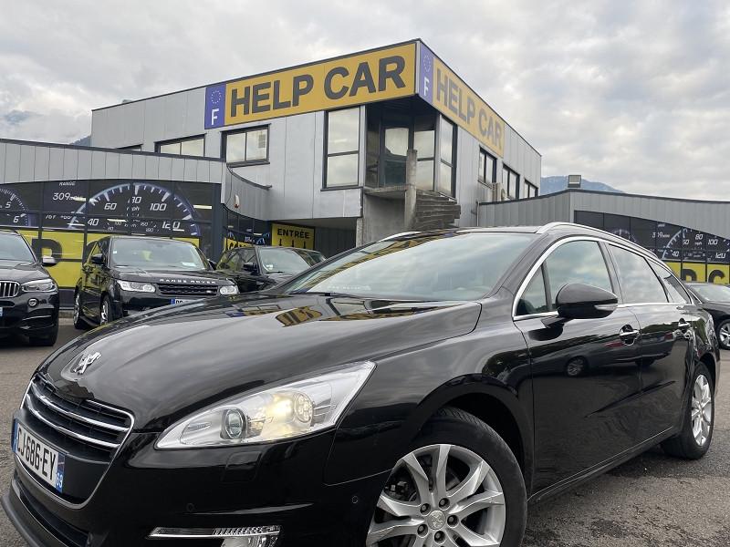 Photo 1 de l'offre de PEUGEOT 508 SW 2.0 HDI140 FAP ALLURE à 9990€ chez Help car