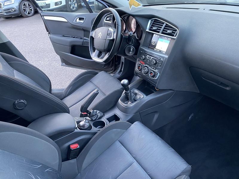 Photo 3 de l'offre de CITROEN C4 1.6 HDI 90 FAP EXCLUSIVE à 9490€ chez Help car