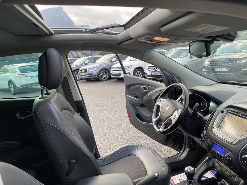 Photo 4 de l'offre de HYUNDAI IX35 1.7 CRDI 115CH PACK PREMIUM BLUE DRIVE à 9990€ chez Help car
