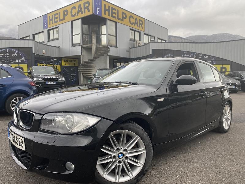 Photo 1 de l'offre de BMW SERIE 1 (E81/E87) 123D 204CH SPORT DESIGN 5P à 9990€ chez Help car
