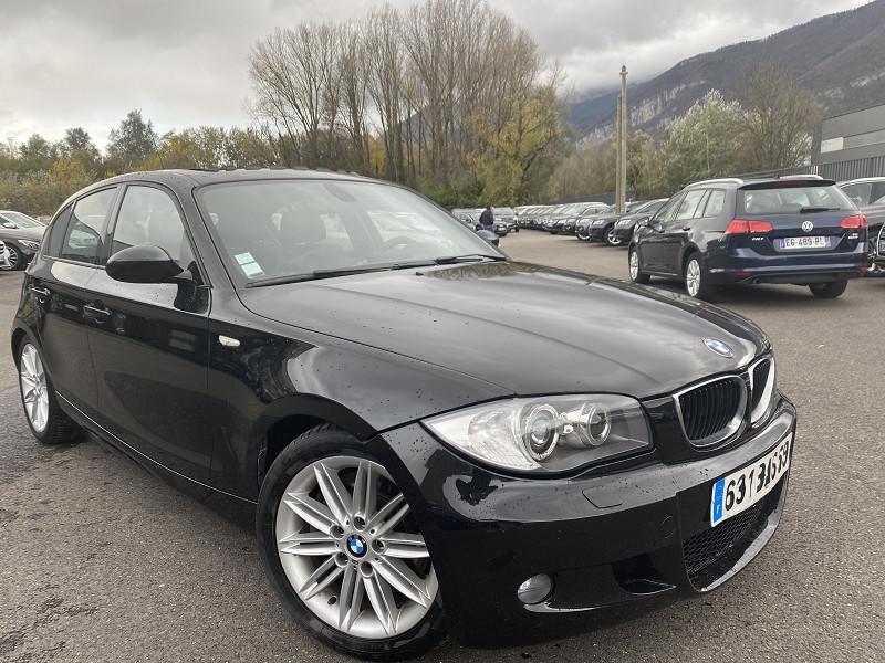 Photo 2 de l'offre de BMW SERIE 1 (E81/E87) 123D 204CH SPORT DESIGN 5P à 9990€ chez Help car