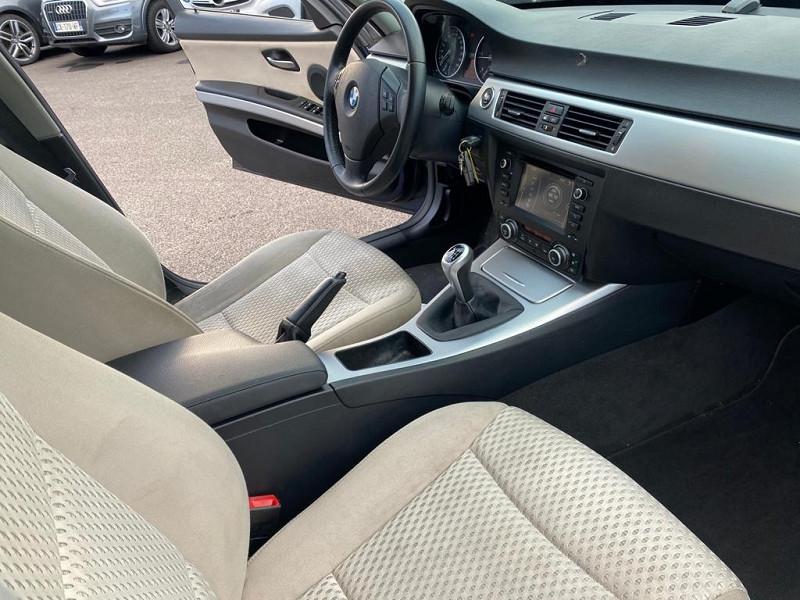 Photo 4 de l'offre de BMW SERIE 3 TOURING (E91) 316D 115CH CONFORT à 7990€ chez Help car
