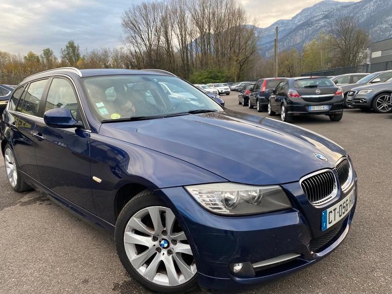 Photo 2 de l'offre de BMW SERIE 3 TOURING (E91) 316D 115CH CONFORT à 7990€ chez Help car