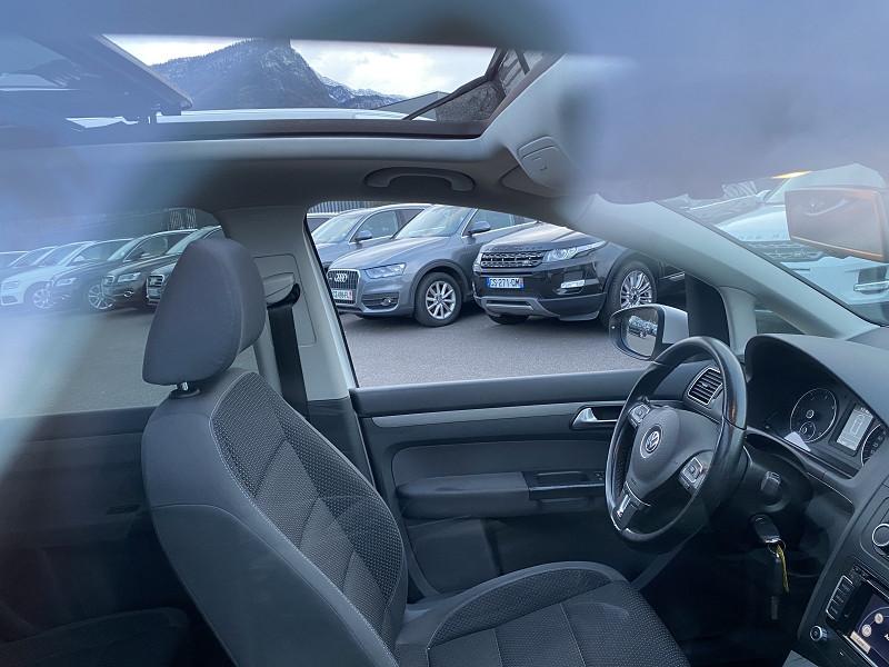 Photo 4 de l'offre de VOLKSWAGEN TOURAN 1.6 TDI 105CH BLUEMOTION FAP CARAT à 10490€ chez Help car