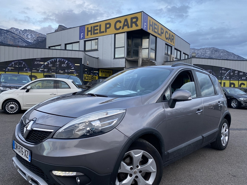 Renault SCENIC III XMOD 1.5 DCI 110CH ENERGY BOSE ECO² Diesel GRIS C Occasion à vendre