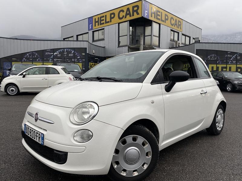 Photo 1 de l'offre de FIAT 500 1.2 8V 69CH à 5990€ chez Help car