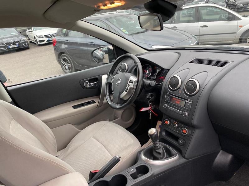 Photo 4 de l'offre de NISSAN QASHQAI 1.5 DCI 110CH FAP ACENTA à 8990€ chez Help car