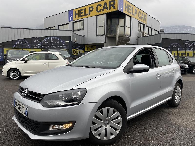 Volkswagen POLO 1.6 TDI 90CH BLUEMOTION TECHNOLOGY FAP CONFORTLINE 5P Diesel GRIS C Occasion à vendre