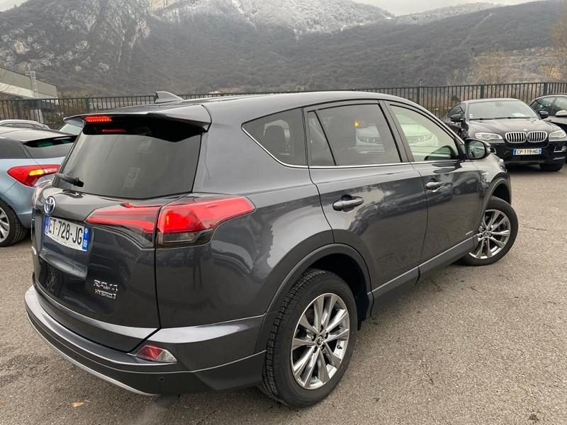 Photo 3 de l'offre de TOYOTA RAV4 197 HYBRIDE DYNAMIC EDITION 2WD CVT à 21990€ chez Help car