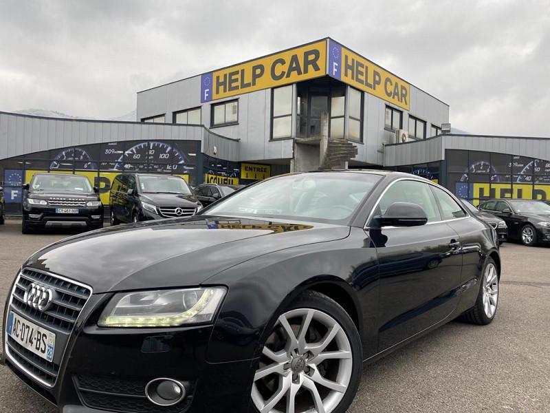Audi A5 2.7 V6 TDI 190CH DPF AMBITION LUXE MULTITRONIC Diesel NOIR Occasion à vendre