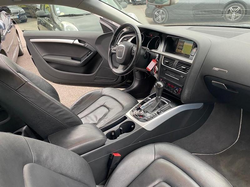 Photo 4 de l'offre de AUDI A5 2.7 V6 TDI 190CH DPF AMBITION LUXE MULTITRONIC à 10990€ chez Help car