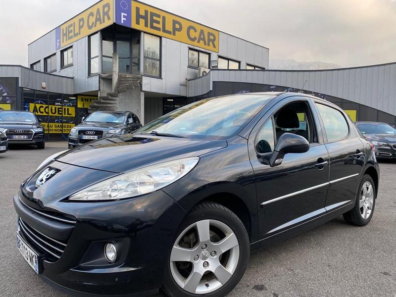Peugeot 207 1.6 HDI112 FAP PREMIUM 5P Diesel NOIR Occasion à vendre