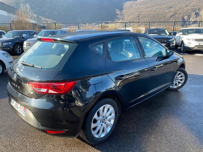 Photo 3 de l'offre de SEAT LEON 1.6 TDI 105CH FAP I-TECH START&STOP à 11990€ chez Help car