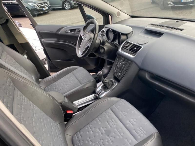 Photo 4 de l'offre de OPEL MERIVA 1.7 CDTI110 FAP COSMO PACK START&STOP à 9490€ chez Help car