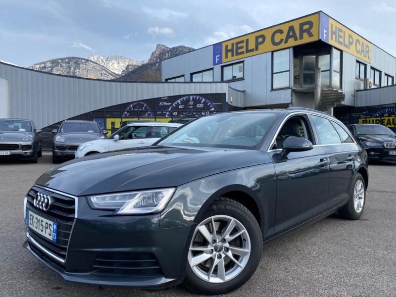 Audi A4 AVANT 2.0 TDI 150CH BUSINESS LINE S TRONIC 7 Diesel GRIS F Occasion à vendre