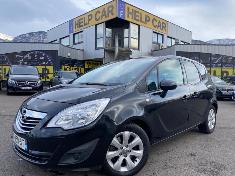 Opel MERIVA 1.7 CDTI110 FAP COSMO PACK START&STOP Diesel NOIR Occasion à vendre