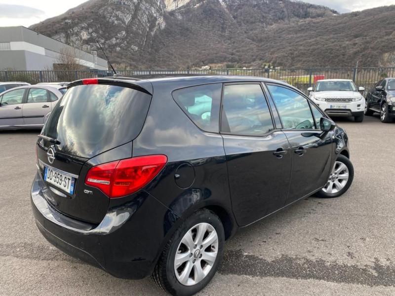 Photo 3 de l'offre de OPEL MERIVA 1.7 CDTI110 FAP COSMO PACK START&STOP à 9490€ chez Help car