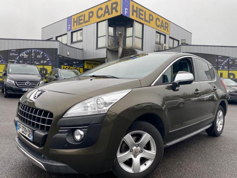 Peugeot 3008 1.6 HDI110 FAP FELINE Diesel MARRON Occasion à vendre