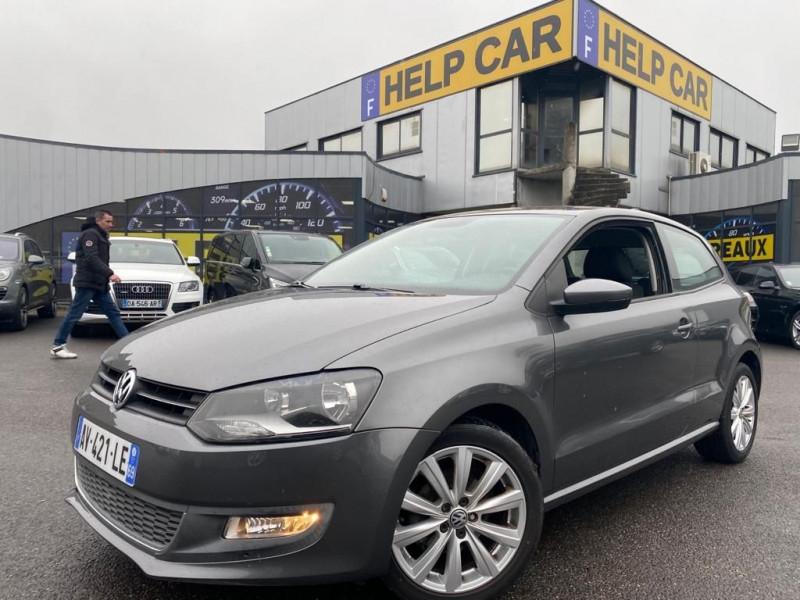 Volkswagen POLO 1.6 TDI 90CH FAP SPORTLINE 3P Diesel GRIS F Occasion à vendre