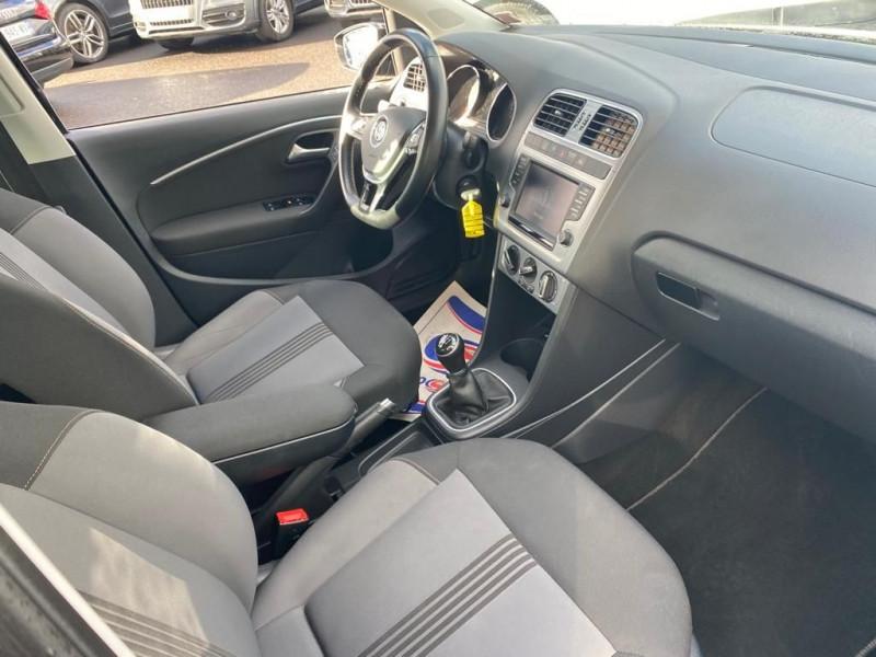 Photo 4 de l'offre de VOLKSWAGEN POLO 1.2 TSI 90CH BLUEMOTION TECHNOLOGY ALLSTAR 5P à 10490€ chez Help car