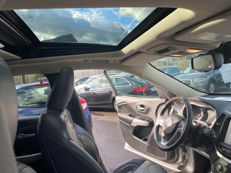 Photo 5 de l'offre de JEEP CHEROKEE 2.2 MULTIJET 200CH OVERLAND ACTIVE DRIVE I BVA S/S à 25990€ chez Help car