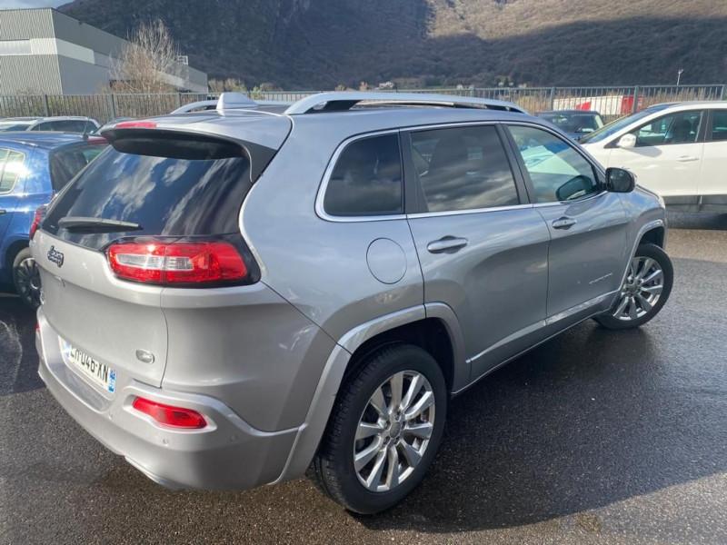 Photo 3 de l'offre de JEEP CHEROKEE 2.2 MULTIJET 200CH OVERLAND ACTIVE DRIVE I BVA S/S à 25990€ chez Help car