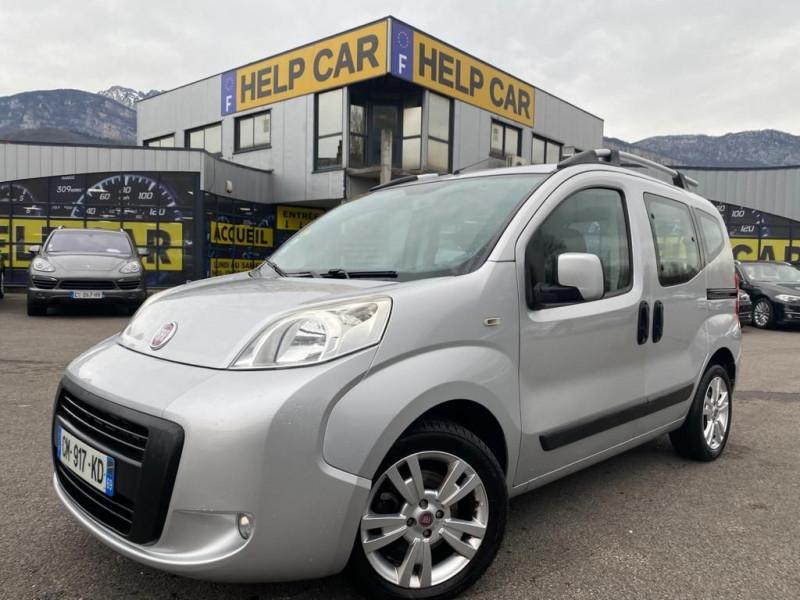 Fiat QUBO 1.3 MULTIJET 16V 95CH DPF S&S TEAM Diesel GRIS F Occasion à vendre