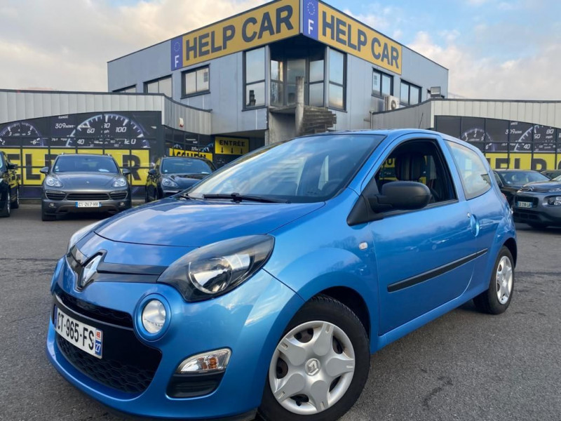 Renault TWINGO II 1.5 DCI 75CH AUTHENTIQUE ECO² Diesel BLEU C Occasion à vendre