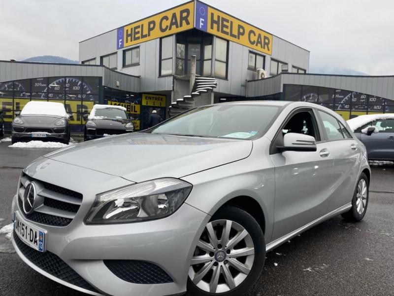 Mercedes-Benz CLASSE A (W176) 160 CDI BUSINESS EXECUTIVE Diesel GRIS C Occasion à vendre
