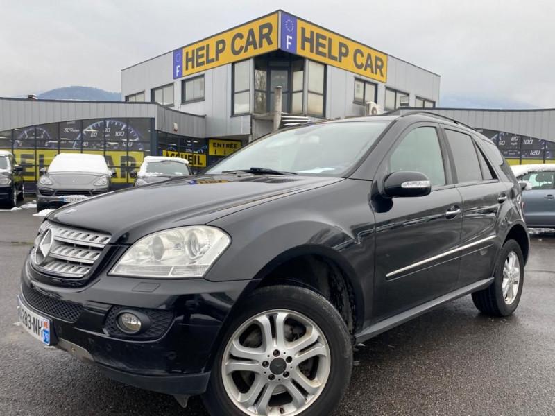 Mercedes-Benz CLASSE ML (W164) 320 CDI PACK SPORT Diesel NOIR Occasion à vendre
