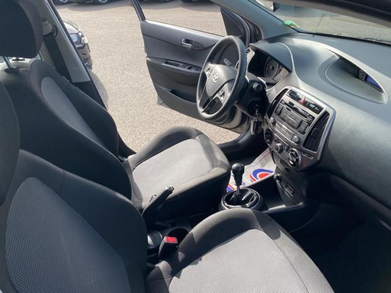 Photo 4 de l'offre de HYUNDAI I20 1.2 PACK INVENTIVE à 6990€ chez Help car