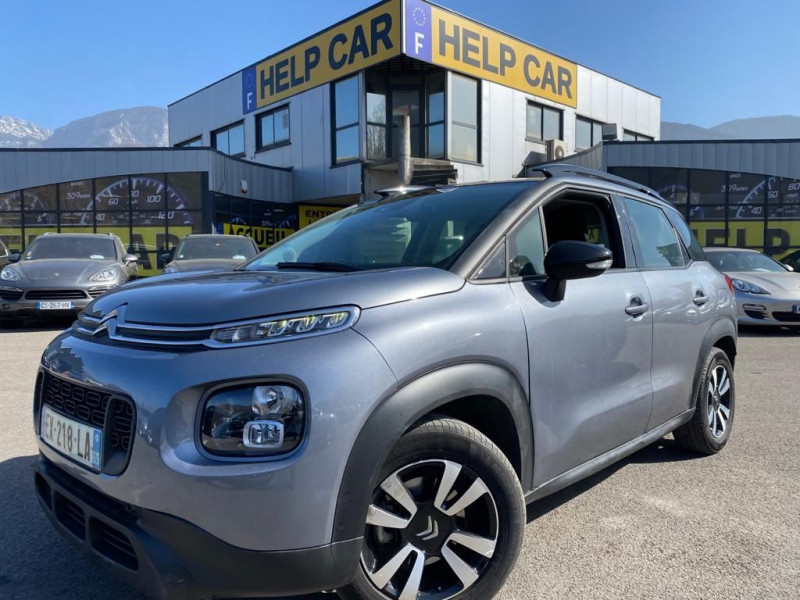 Citroen C3 AIRCROSS PURETECH 110CH S&S SHINE BUSINESS Essence GRIS C Occasion à vendre