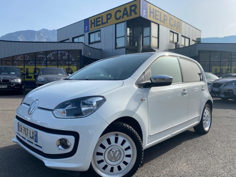 Volkswagen UP! 1.0 75CH WHITE UP! 5P Essence BLANC Occasion à vendre