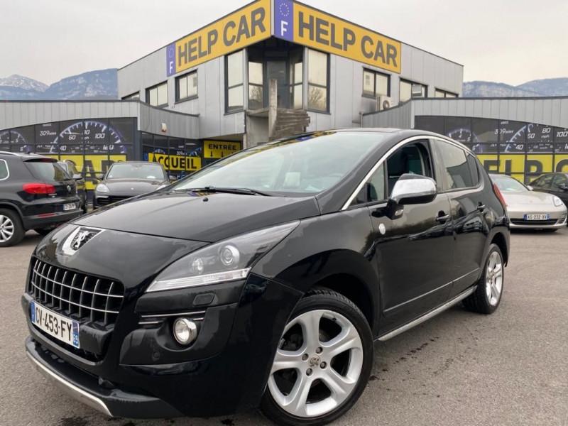 Peugeot 3008 1.6 HDI115 FAP ROLAND GARROS II Diesel NOIR Occasion à vendre
