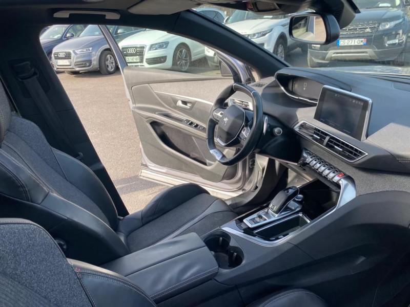 Photo 4 de l'offre de PEUGEOT 5008 1.6 BLUEHDI 120CH GT LINE S&S EAT6 à 22990€ chez Help car