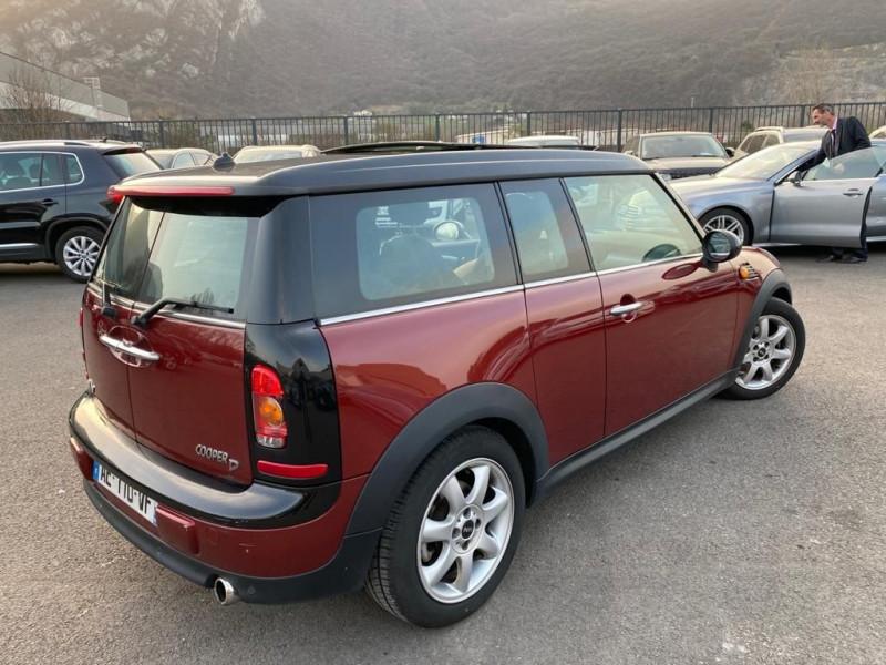 Photo 3 de l'offre de MINI CLUBMAN COOPER D 110CH à 5990€ chez Help car