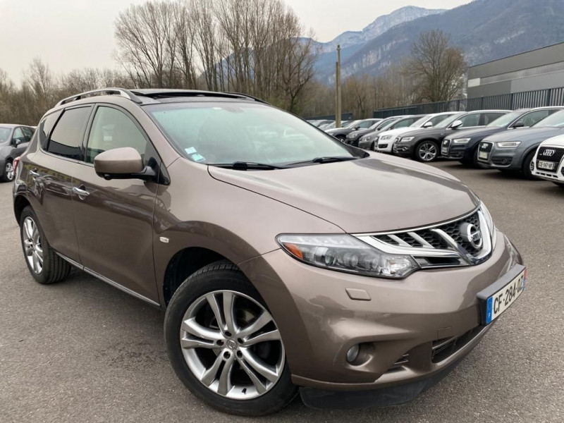 Photo 2 de l'offre de NISSAN MURANO 2.5 DCI 198CH ALL-MODE 4X4 BVA à 11490€ chez Help car