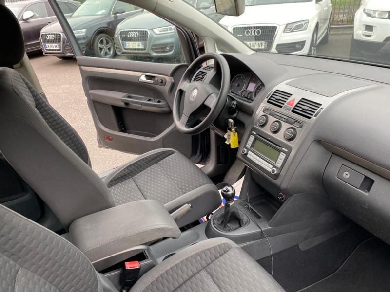 Photo 4 de l'offre de VOLKSWAGEN TOURAN 1.9 TDI 105CH CONFORTLINE 7 PLACES à 6490€ chez Help car