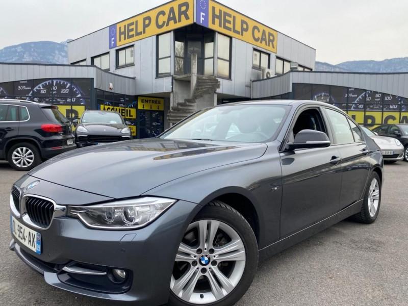 Photo 1 de l'offre de BMW SERIE 3 (F30) 318DA 143CH SPORT à 17990€ chez Help car