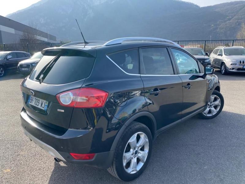 Photo 2 de l'offre de FORD KUGA 2.0 TDCI 140CH FAP TITANIUM 4X4 POWERSHIFT à 9490€ chez Help car