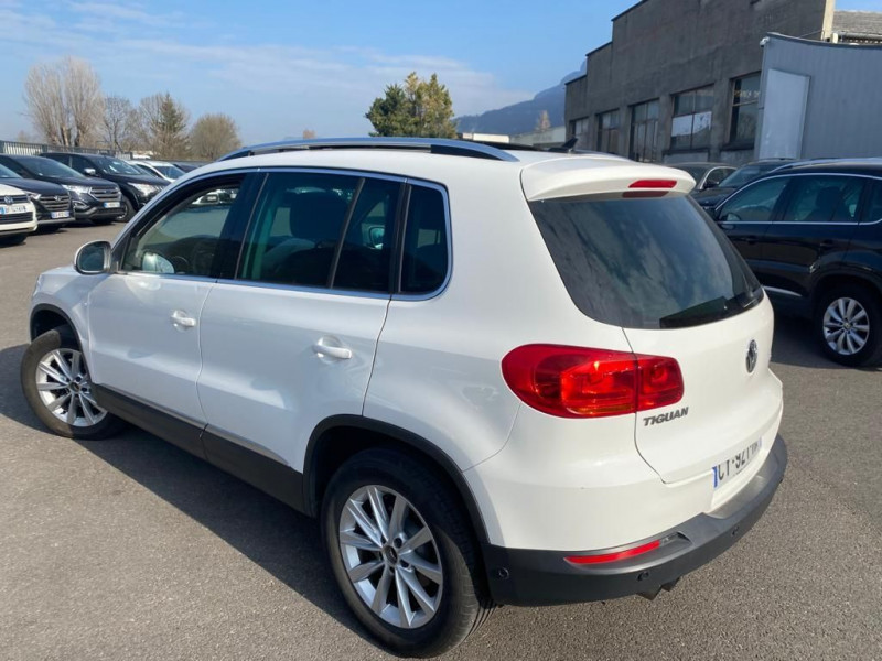 Photo 2 de l'offre de VOLKSWAGEN TIGUAN 2.0 TDI 140CH BLUEMOTION TECHNOLOGY FAP CARAT 4MOTION DSG7 à 15990€ chez Help car