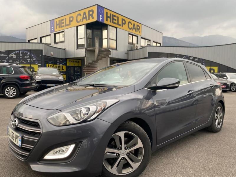 Hyundai I30 1.6 CRDI 110CH BUSINESS Diesel ANTHRACITE Occasion à vendre